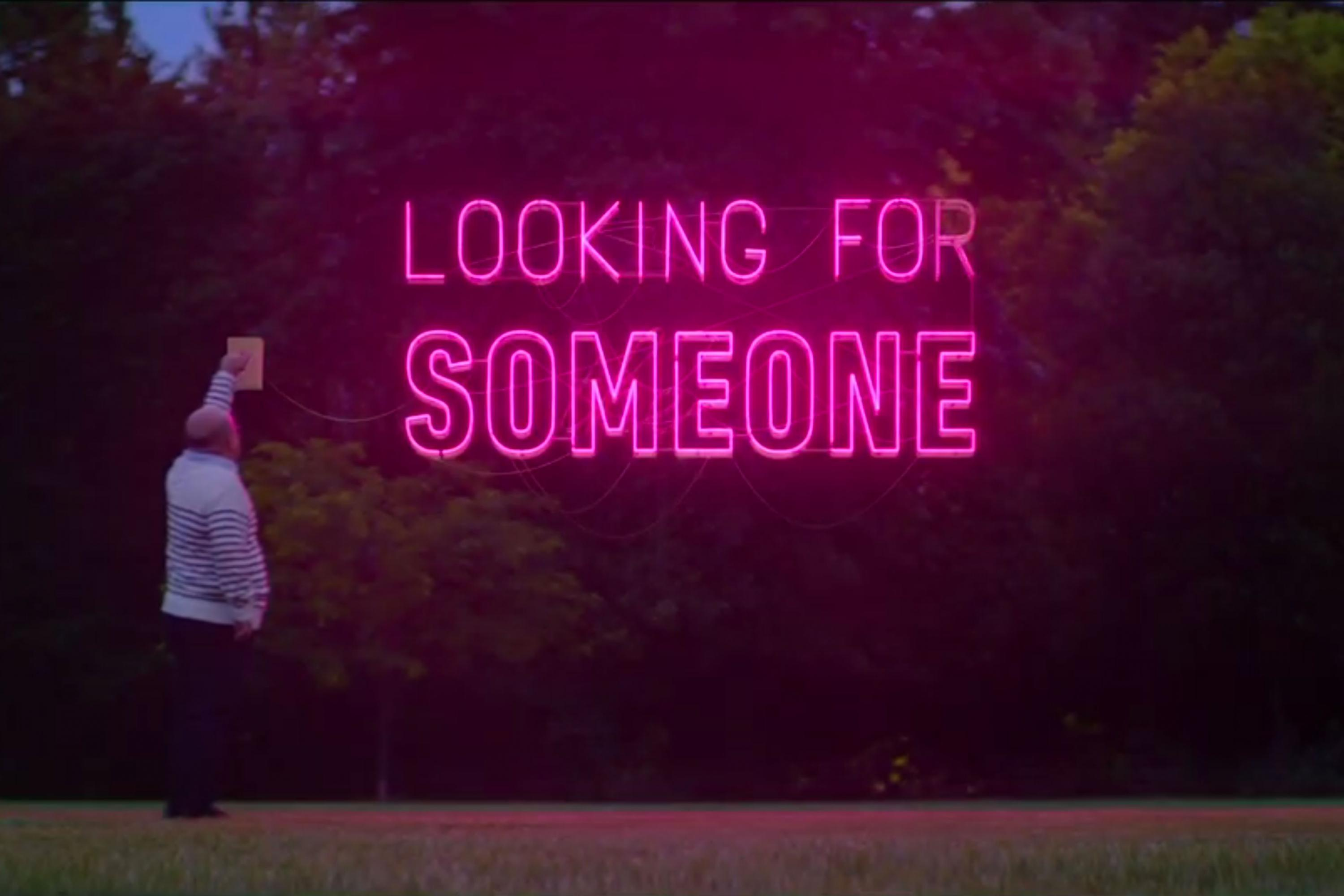 This lonely man's personal ad was turned into three short films to help him find love
