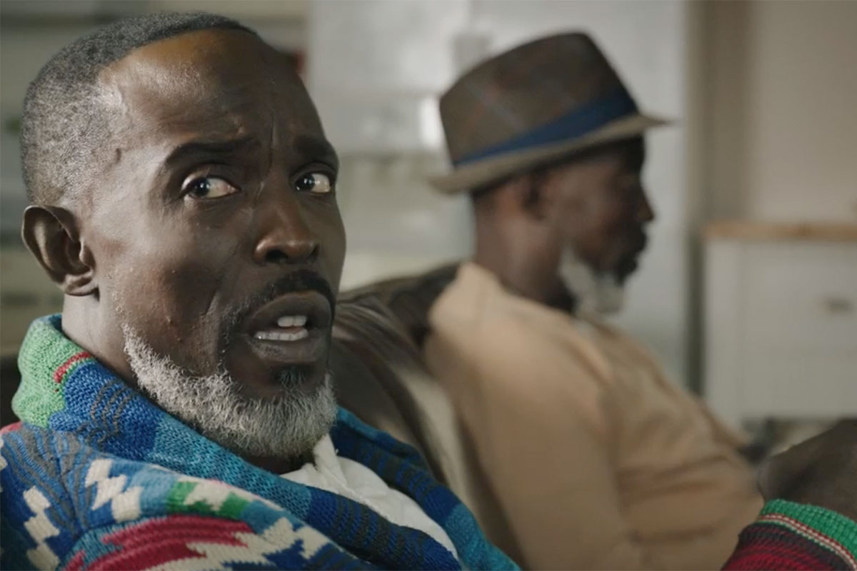 Remembering Michael K. Williams in his thought-provoking performance for The Atlantic