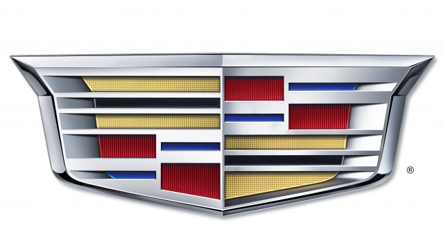 Where's The Wreath? Cadillac Loses the Leaves in Logo Revamp