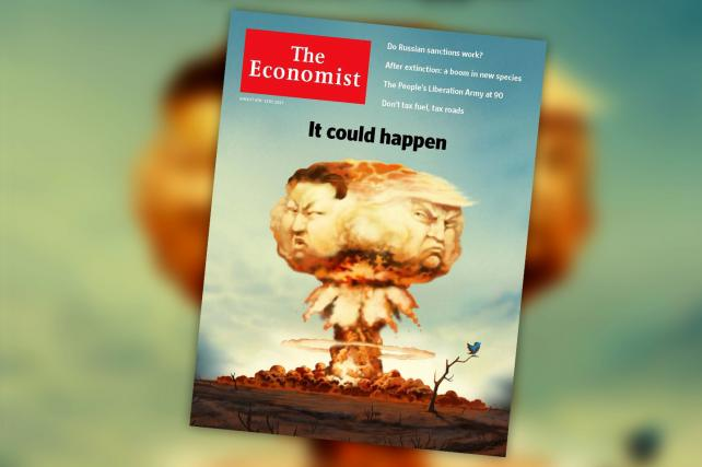 The Economist Reminds Us to Worry (REALLY Worry) About North Korea