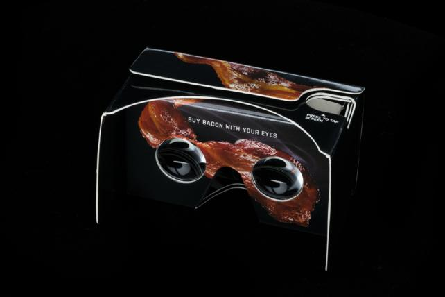 Lowdown: Has a Certain Enticing Aroma Been Missing From Your VR Experience? Have No Fear, Bacon Is Here
