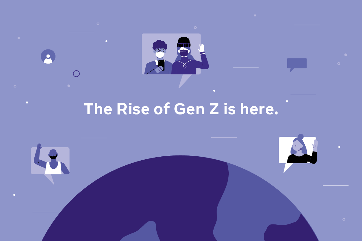 The rise of Gen Z: How COVID-19 is transforming a generation