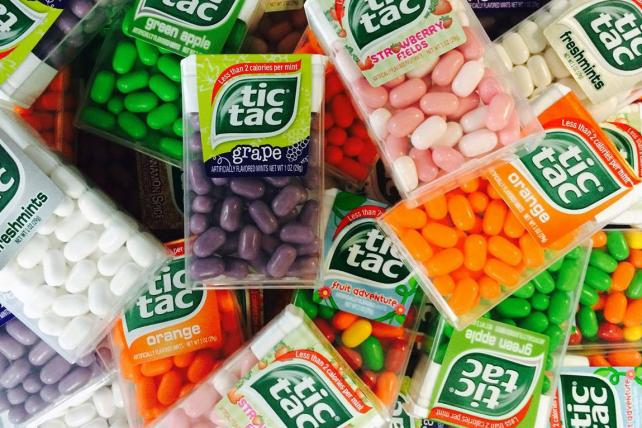 Tic Tac Goes Little in First Big Work With the Martin Agency