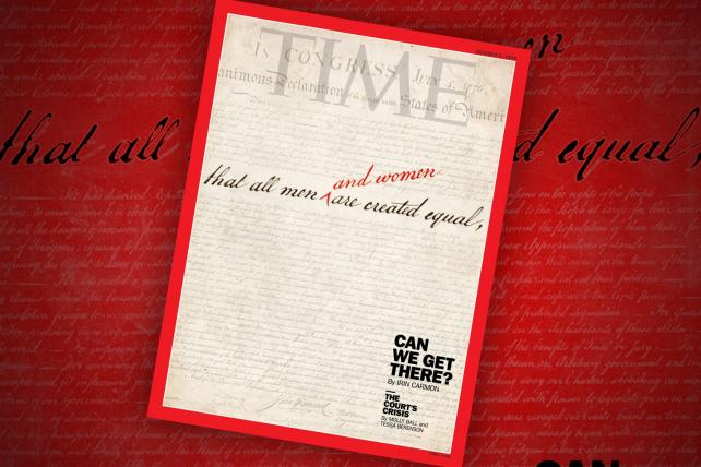 Time magazine owner suggests it shouldn't be a weekly