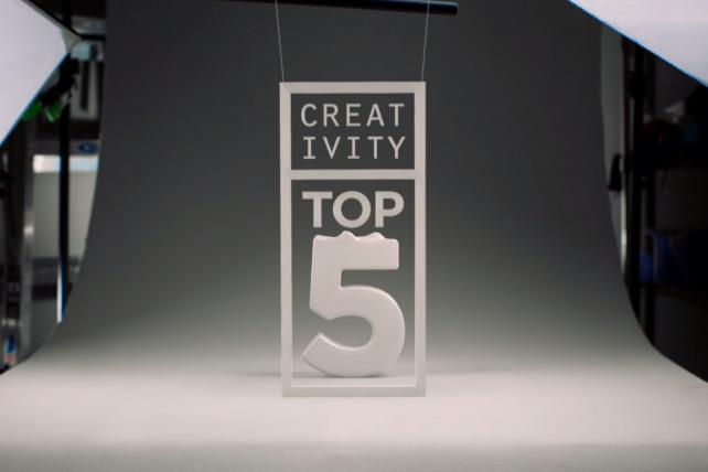 Creativity Top 5: The Best Brand Ideas of the Past Week
