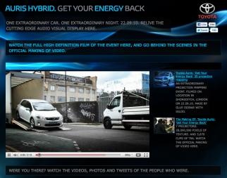 Get Your Energy Back Website