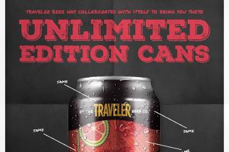 Unlimited Edition Beer