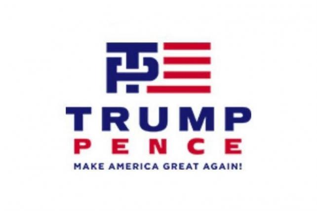 The Best Responses So Far to the Possibly NSFW Trump-Pence Logo
