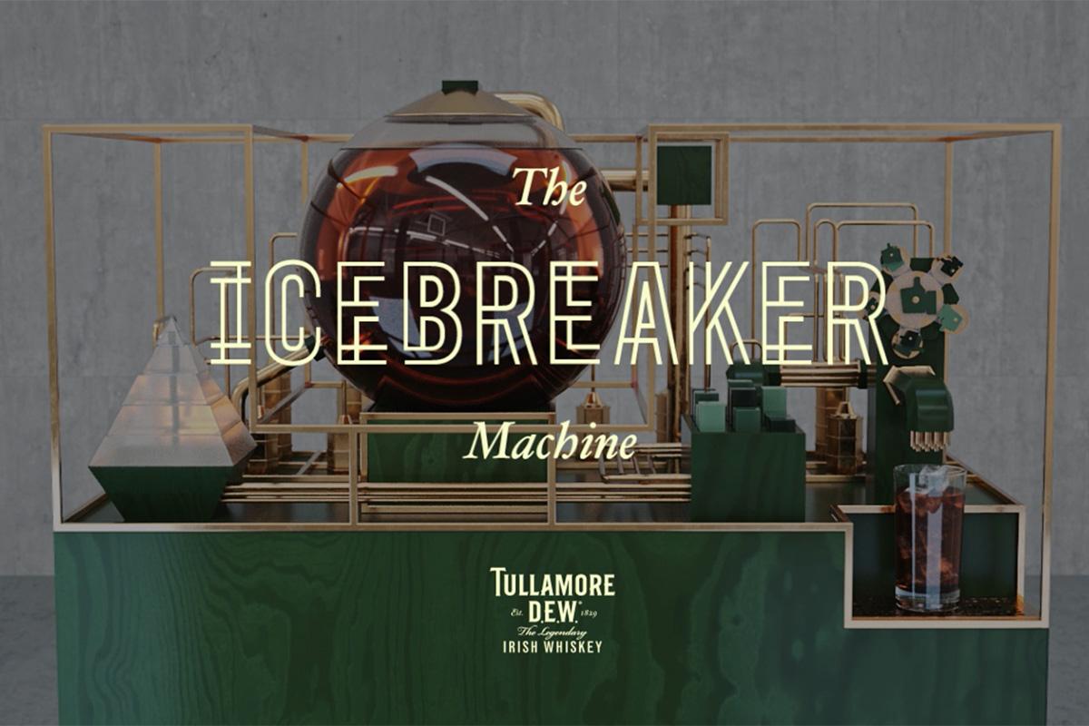 Icebreaker Machine