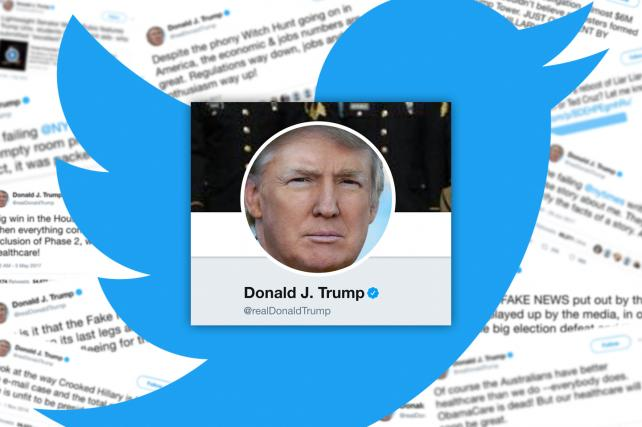 Wake-Up Call: Trump warns Google, Twitter and Facebook