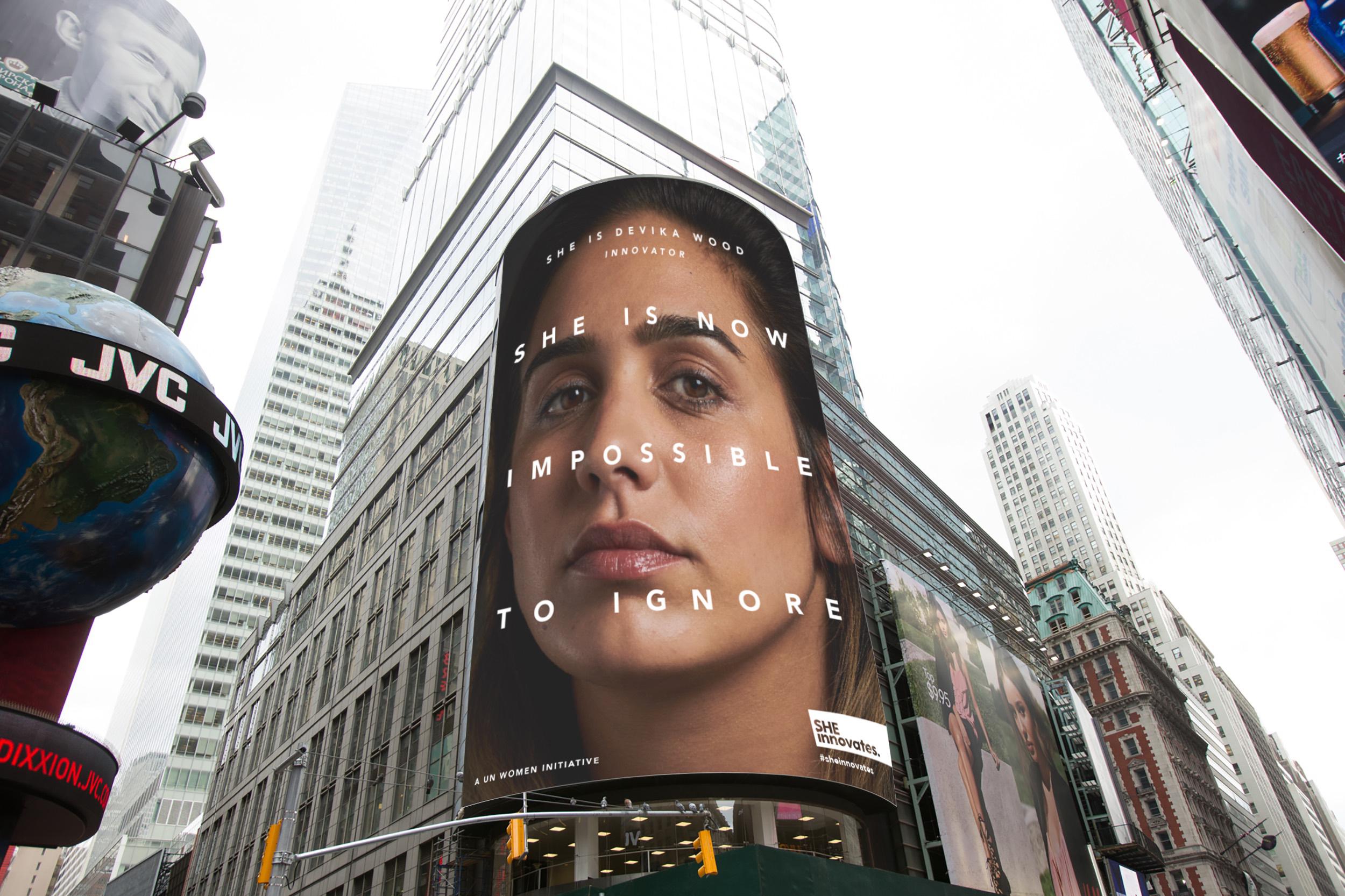 UN Women: Impossible to Ignore
