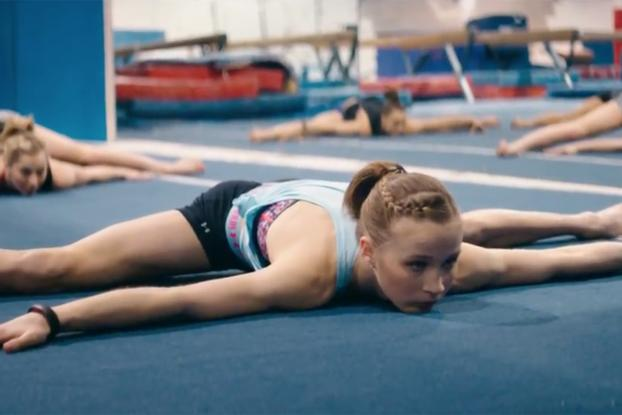 Lluvioso Volcánico Haiku  Under Armour's Latest Badasses Are the U.S. Women's Gymnastics Team   Ad Age