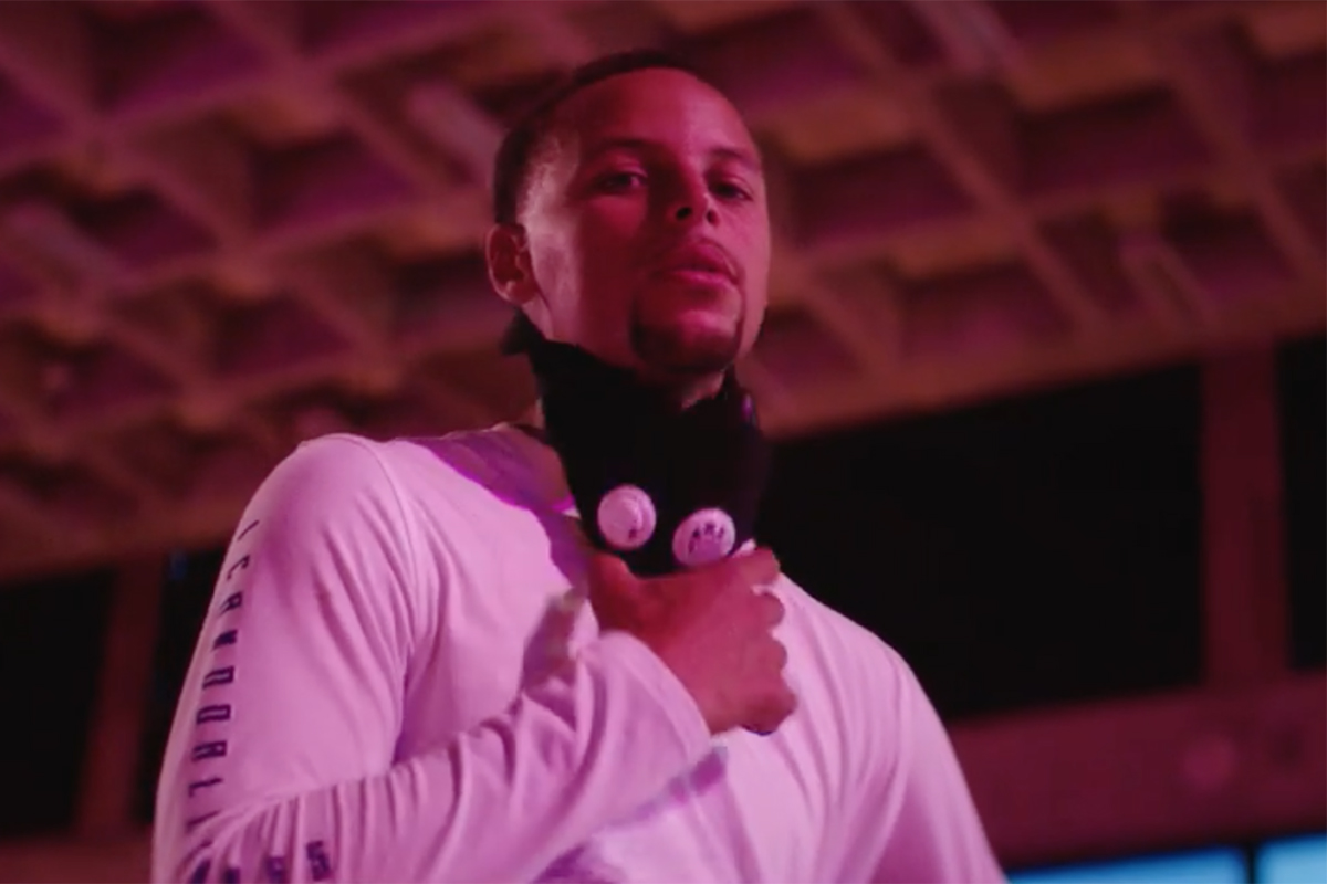 Make That Old With Stephen Curry