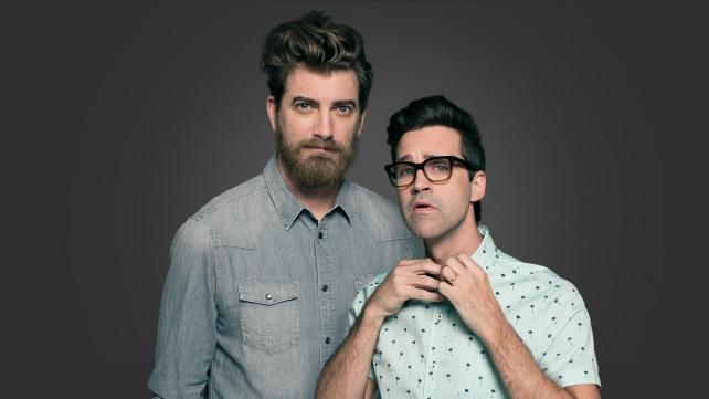 YouTubers Rhett and Link Sign First Endorsement Deal With Wix.com