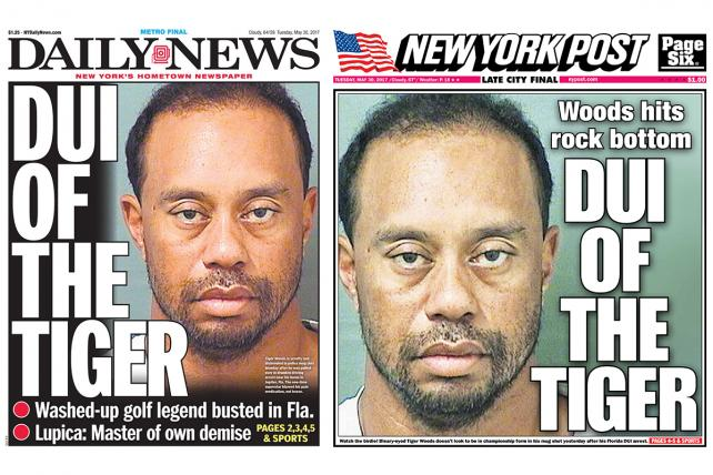 Who Wore It Best? The Daily News or the New York Post?
