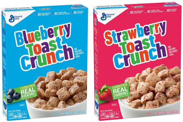 Tiny Toast is Toast: General Mills Benches Brand Name