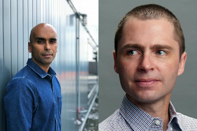 Digitas gets two new chief creatives for North America