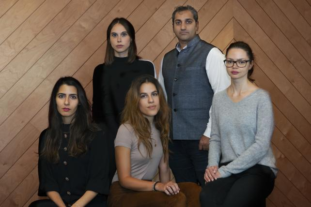 VML London hires four senior women
