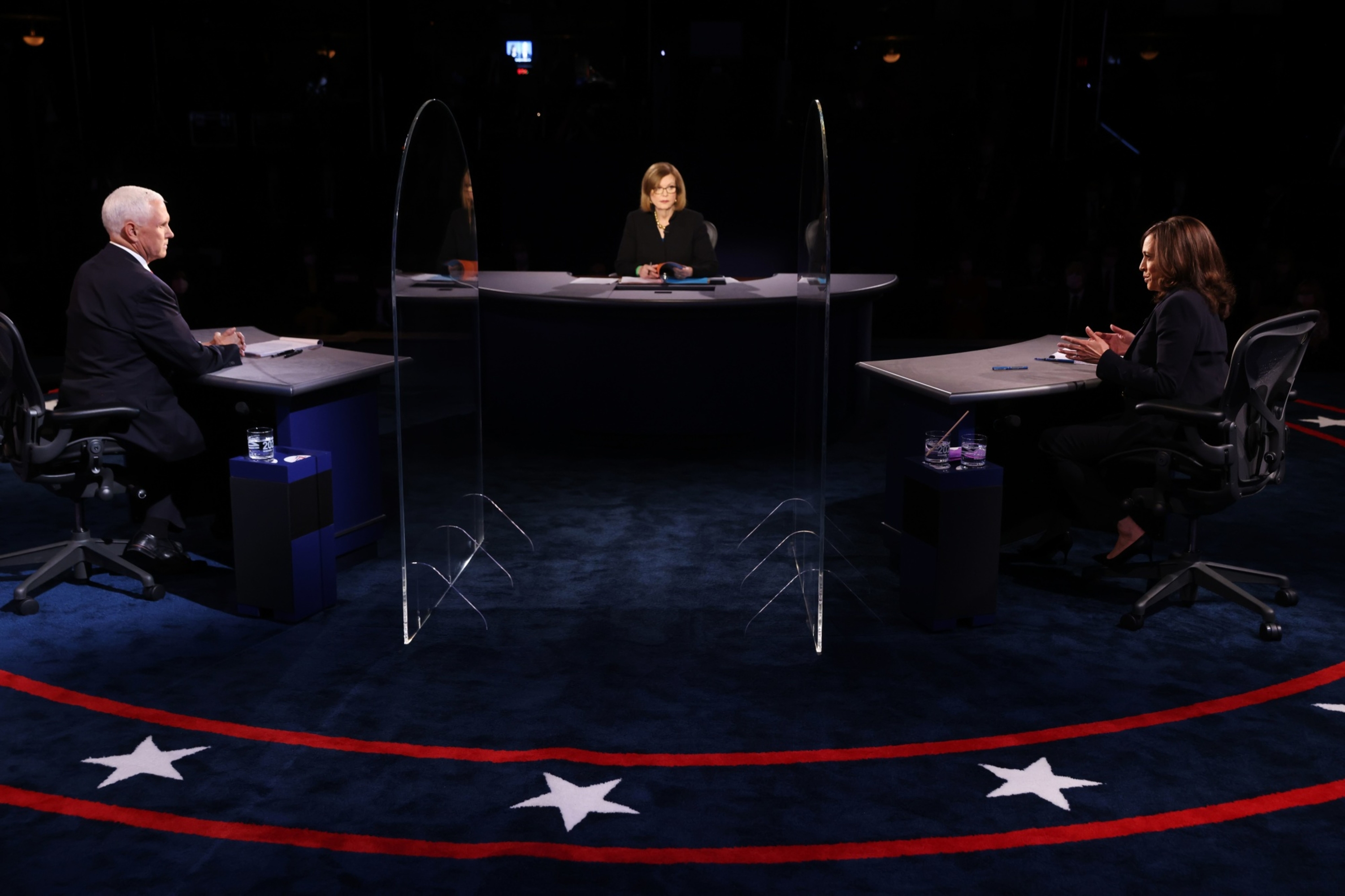 A rogue fly is the biggest buzz at the VP debate, and fallout from the stimulus freeze: Thursday Wake-Up Call