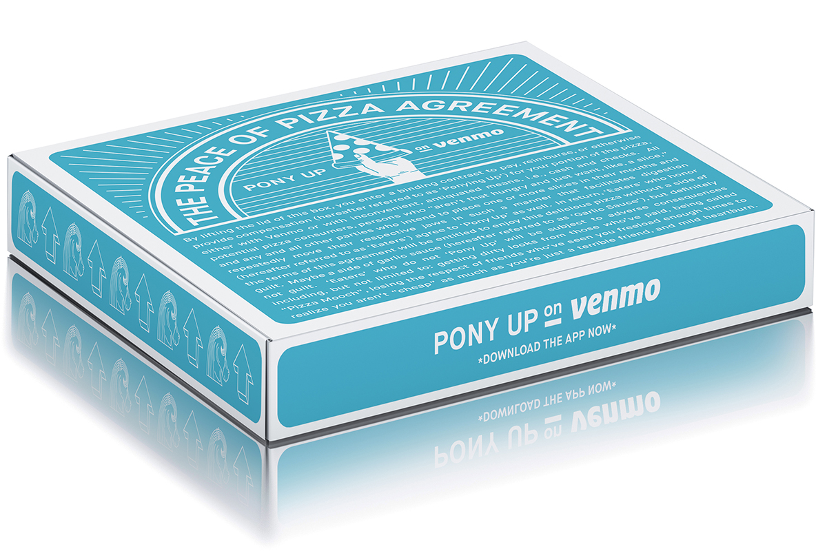 Pony Up Pizza Boxes