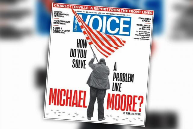 The Village Voice Is Killing Off Its Print Edition