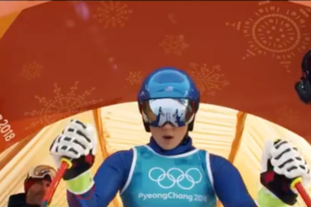 See the Spot: Olympics Athletes Amplify Visa's Campaign