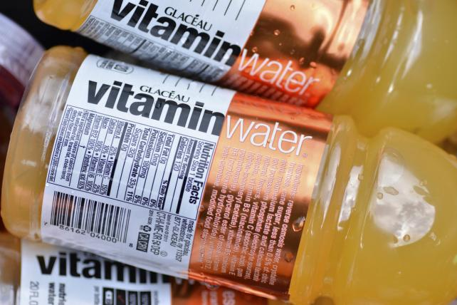 Wake-Up Call: News about Vitaminwater, Facebook