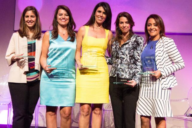 Women to Watch Brazil Event Celebrates Honorees in Sao Paulo