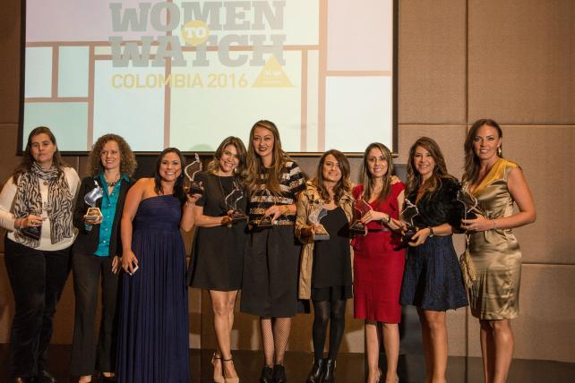 Ad Age, P&M Salute Women to Watch Colombia at Bogota Event