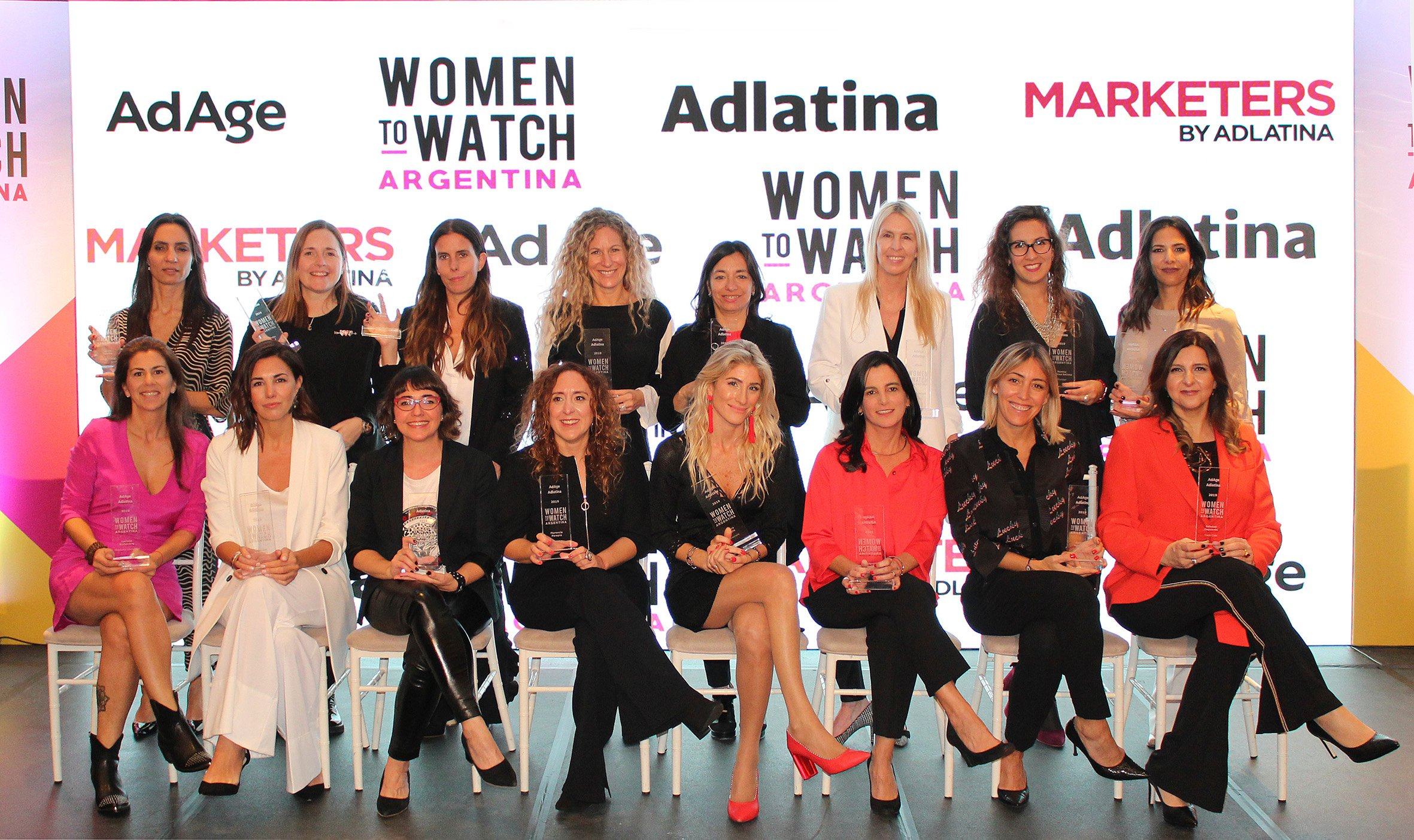 Ad Age and Latin American group Adlatina hosted the fifth annual Women to Watch in Argentina event at the Four Seasons in Buenos Aires, celebrating 16 outstanding marketing, advertising and communication professionals.
