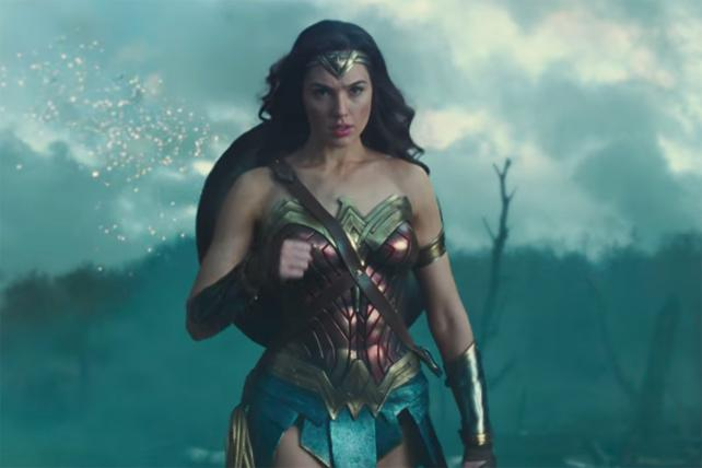 `Wonder Woman' Sets Out to Transform Hollywood