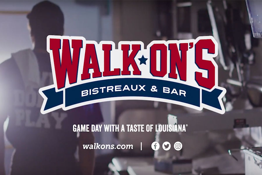 Walk-On's: A taste of Louisiana