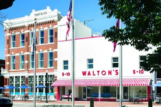 City Spotlight: Walton Wealth Creates Booming Arts, Marketing Tech Hub in Bentonville