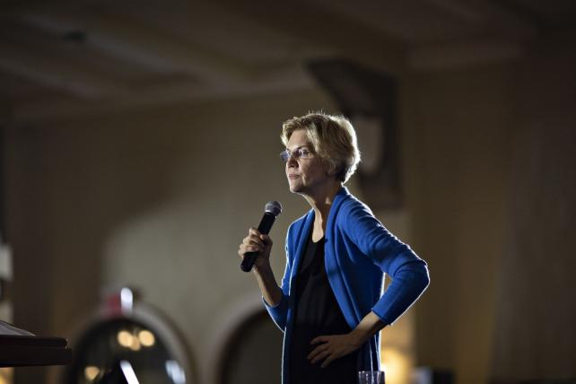 A snafu over Elizabeth Warren's Facebook ads. Plus, Sprint trashes AT&T: Tuesday Wake-Up Call