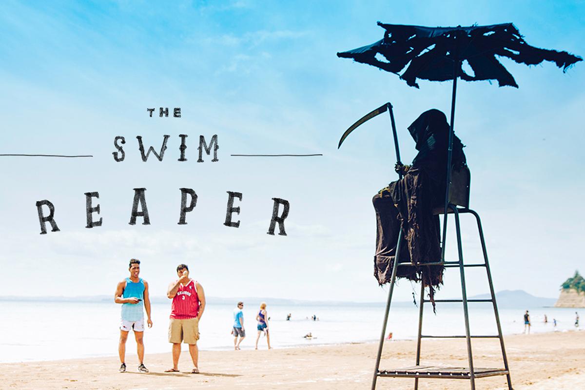 The Swim Reaper
