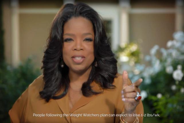 Weight Watchers Unleashes Oprah Ad Blitz