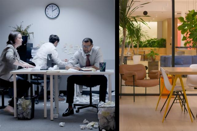WeWork pushes first campaign from in-house creative agency