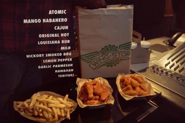 Wingstop Wonders Whether It's Time for a New Creative Agency