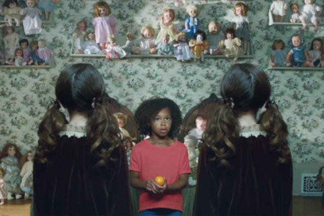 See the Spot: Wonderfully Creepy Dolls Help Sell Wonderful Halos Mandarin Oranges