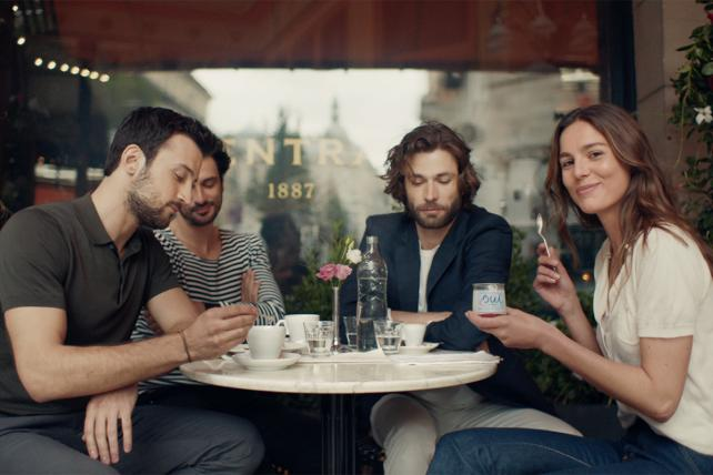Yoplait's First Campaign for Oui Is Not Your Mama's Yogurt Marketing