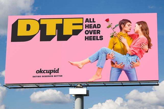 Creativity Award 2019 Craft of the Year: OKCupid, 'DTF'