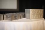 Alcohol-tinged Metallurgy: The Creativity Awards Gala