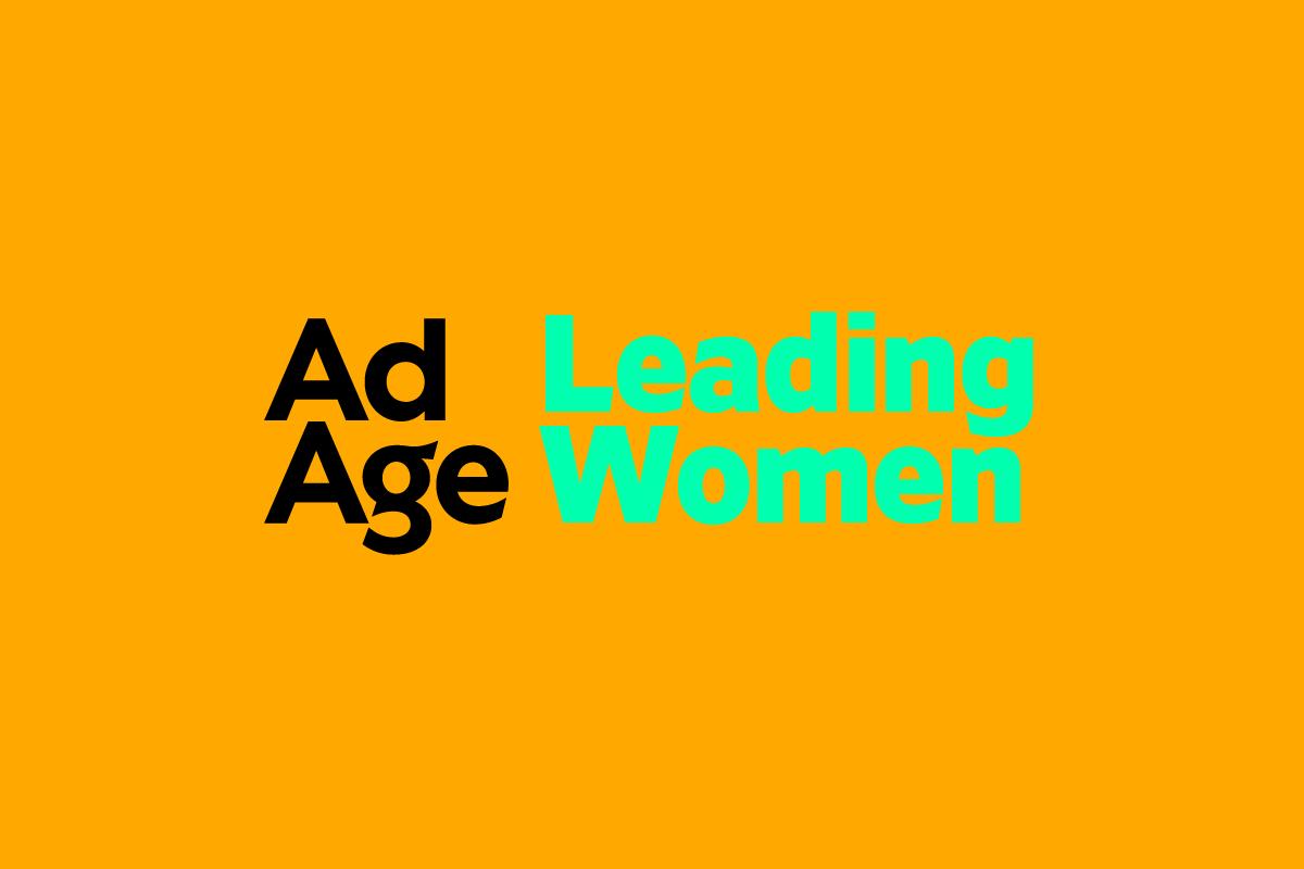Ad Age Leading Women U.S. deadline is on Thursday
