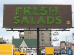 2008 Creativity Award Winner: McDonald's: Fresh Salads