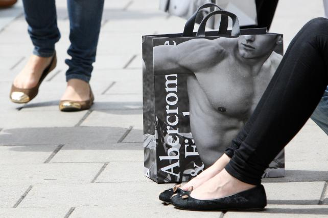 Bye-Bye, Beefcake: Abercrombie's Hot Salesclerk Policy Is Over