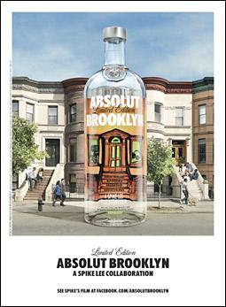 Is Spike Lee Luring Brooklyn Kids to Drink Vodka?