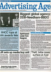 Advertising Age 04-28-1986