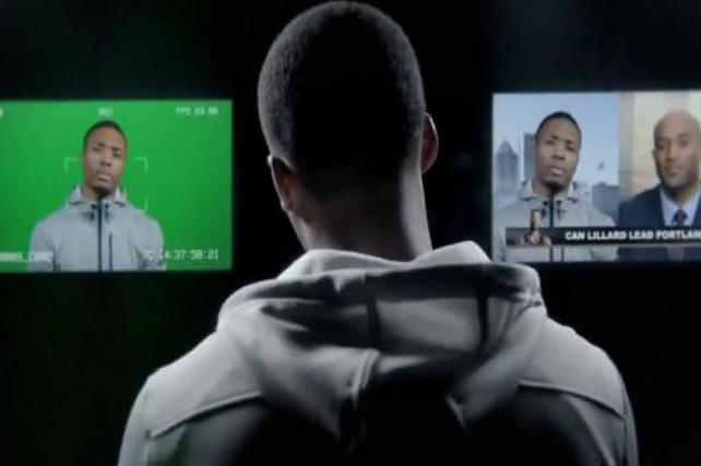 Last Night's New Ads: Damian Lillard Thanks His Haters for the Motivation