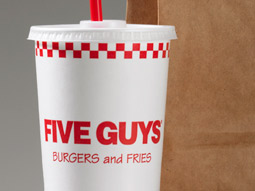 Five Guys: an America's Hottest Brands Case Study