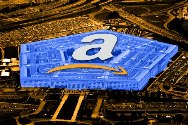 New Amazon bias charge likely to delay Pentagon's cloud contract